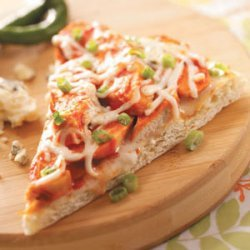 Hot Wing Pizza recipe