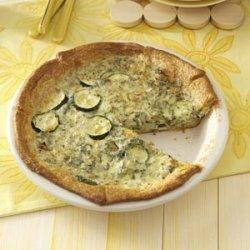 Crescent Zucchini Pie recipe