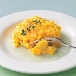 Makeover Corn Pudding recipe