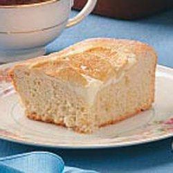 Apple Cream Cheese Kuchen recipe