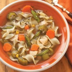 Carl's Chicken Noodle Soup recipe