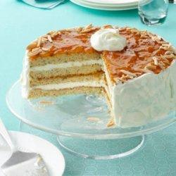 Apricot Almond Torte recipe