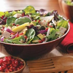 Pear Harvest Salad For 2 recipe