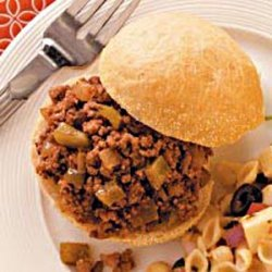 Ozark Sloppy Joes recipe