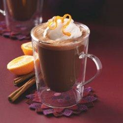 Frothy Mexi-Mocha Coffee recipe