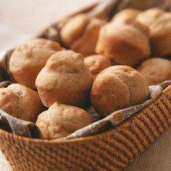 No-Knead Whole Wheat Rolls recipe