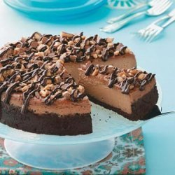 Coffee Toffee Cheesecake recipe