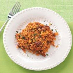 Zippy Turkey and Rice recipe