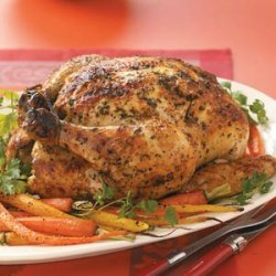 Herbed Roast Chicken recipe