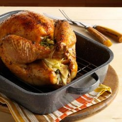 Golden Roasted Turkey recipe