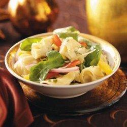 Cheese Tortellini Salad recipe