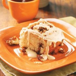 Apple Cider Cinnamon Rolls recipe