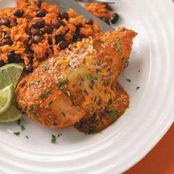 Chicken Mole Ole recipe