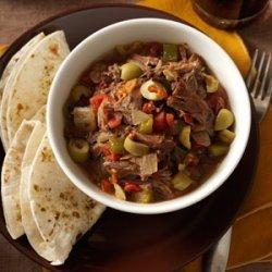Easy Ropa Vieja Stew recipe