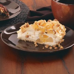 Toffee Apple Cheese Pie recipe