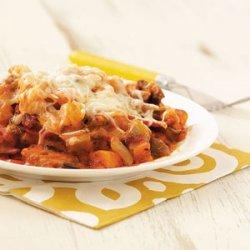 Potato Pizza Casserole recipe