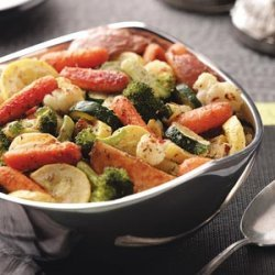 Roasted Harvest Vegetables recipe