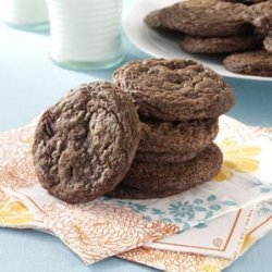 Double Chocolate Chipotle Cookies recipe