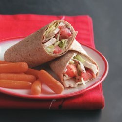 Chicken Roll-em Ups for Two recipe