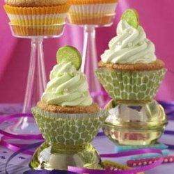 Gin & Tonic Cupcakes recipe