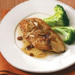 Bacon & Rosemary Chicken for Two recipe
