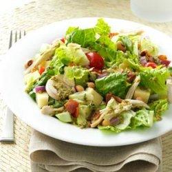 Italian Chopped Salad with Chicken recipe
