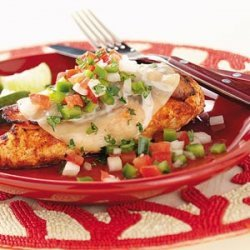 Mexicali Chicken for Two recipe