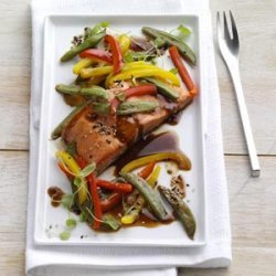 Grilled Salmon Packets recipe