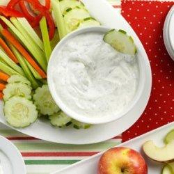 Yogurt Dill Dip recipe