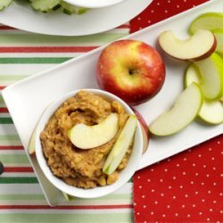 Crunchy Peanut Butter Apple Dip recipe