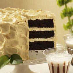 Malted Chocolate & Stout Layer Cake recipe