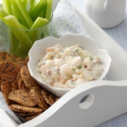 Pineapple Shrimp Spread recipe