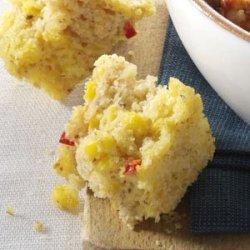Moist Mexican Corn Bread recipe