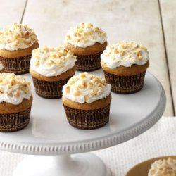 Pumpkin Pie Cupcakes recipe