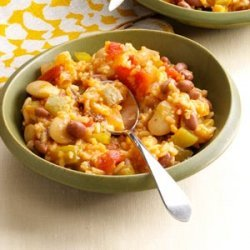 Veg Jambalaya recipe
