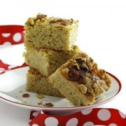 Maple-Walnut Coffee Cake recipe