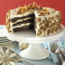 Over-the-Top Chocolate Cake recipe