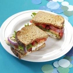 BLT Catfish Sandwiches recipe