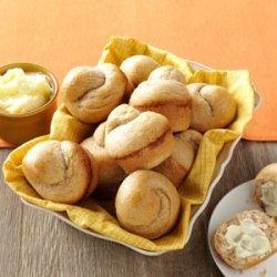 Honey Wheat Rolls recipe