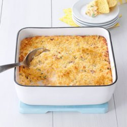 Creamy Jalapeno Popper Dip recipe