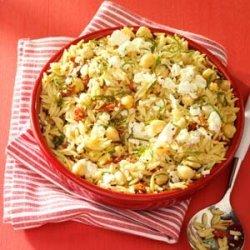 Pasta & Sun-Dried Tomato Salad recipe