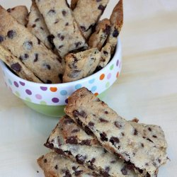 Chocolate Toffee Cookies recipe