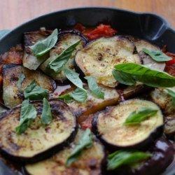 Eggplant Gratin recipe