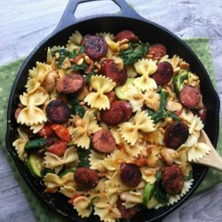 White Bean and Pasta Soup recipe