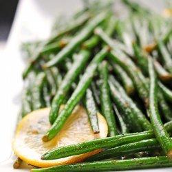 Green Beans with Lemon recipe