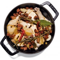 Chicken Canzanese recipe