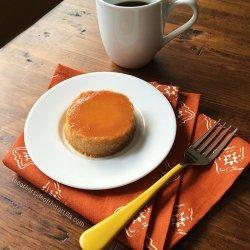 Sweet Potato Flan recipe