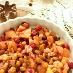 Spiced Fruit Compote recipe