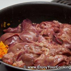 Chicken Liver Pâté recipe
