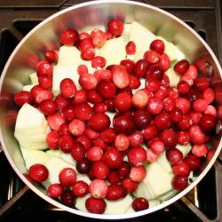 Cranberry Applesauce recipe
